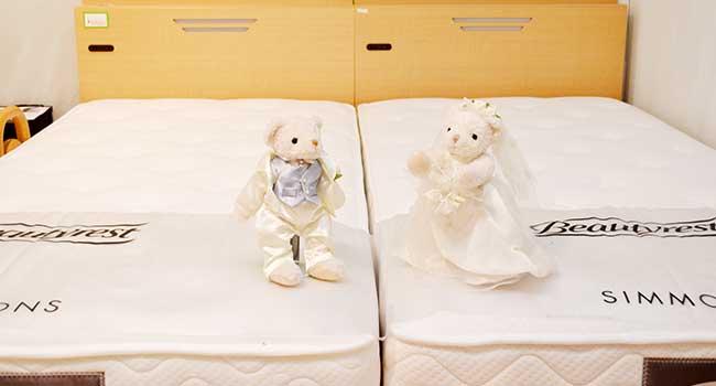 ベッドルーム|山形県米沢市の家具・インテリア・オーダメイド家具屋