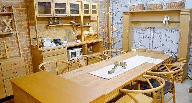 ダイニングルーム|山形県米沢市の家具・インテリア・オーダメイド家具屋