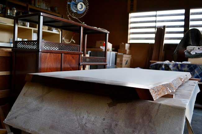 家具の藤倉の自社工場写真02|山形県米沢市の家具・インテリア・オーダメイド家具屋