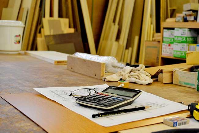 家具の藤倉の自社工場写真03|山形県米沢市の家具・インテリア・オーダメイド家具屋